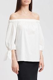 Топ BCBGMAXAZRIA Tamsin Off-The-Shoulder Top