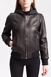 Куртка Michael Kors Bodo Leather Jacket