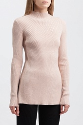 Свитер BCBGMAXAZRIA Charlie Metallic Mock Turtleneck