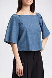 Топ Alice + Olivia Christy Off-The-Shoulder Top