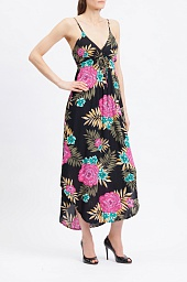 Платье Billabong Like Minded Floral Maxi Dress