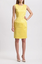 Платье Armani Collezioni Sleeveless Round Neck Dress