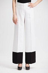 Брюки женские BCBGMAXAZRIA Chris Color-Blocked Trouser