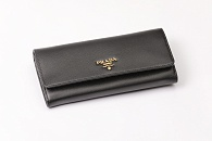 Кошелек Prada Leather Wallet