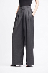 Брюки Alice + Olivia Super Flare Wide Leg Pants