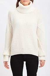 Свитер Tory Burch Eva Detachable Turtleneck