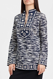 Туника Tory Burch Embellished Tory Tunic