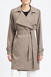 Пальто Michael Kors Wrap Coat