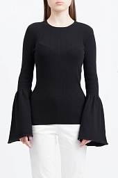 Свитер BCBGMAXAZRIA Waverley Flared-Sleeve Sweater