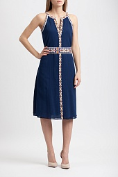 Платье Tory Burch Savannah Embroidered Dress