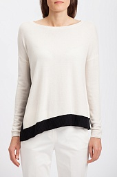 Джемпер Alice + Olivia Dona Wool-Blend Sweater