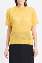 Свитер Prada Round Neck Sweater