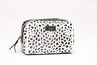 Косметичка Victoria's Secret Cosmetic Black and White Clutch
