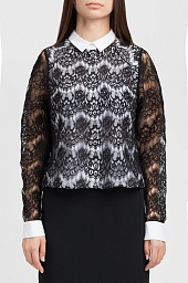 Блузка Alice + Olivia Jenae Lace Blouse