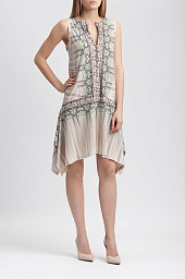 Платье BCBGMAXAZRIA Kamara Asymmetrical A-Line Dress