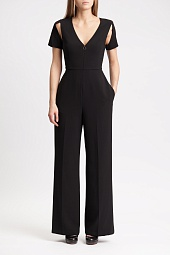 Комбинезон BCBGMAXAZRIA Johnny Cutout Jumpsuit
