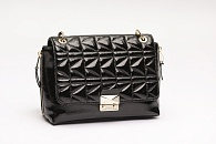 Сумка Karl Lagerfeld Quilted Leather Shoulder Bag