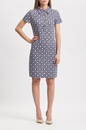 Платье Tory Burch Lennox Polo Dress