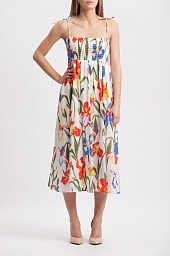 Платье Tory Burch Convertible Iris Beach Dress
