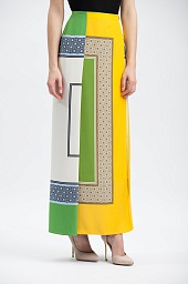 Юбка Tory Burch Assymetric Long Skirt