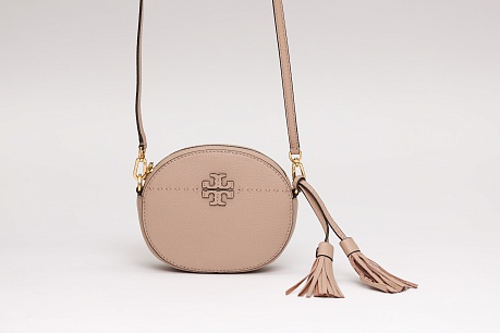 Сумка Tory Burch McGrow Round Cross Body Bag
