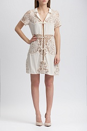 Платье For Love & Lemons Gracey Mini Dress