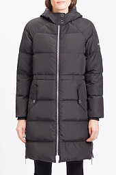 Пальто утепленное Michael Kors Oversized Puffer Coat