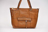 Сумка Michael Kors Jesse Large Satchel Pebble Leather