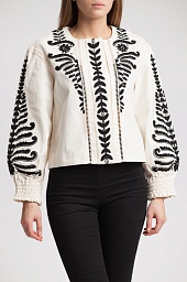 Жакет Tory Burch Embroided Jacket
